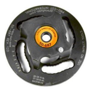 Radnaben-Adapter 50-687