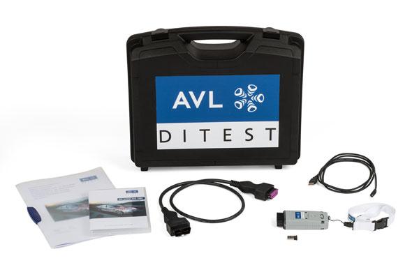 AVL DiTEST Diagnose Geräte MDS 105